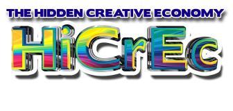 hicrec logo with title